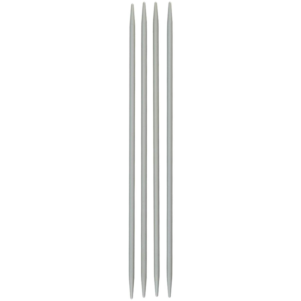 "Quicksilver Double Point Knitting Needles, 10"", 4-Pack, Size 10"