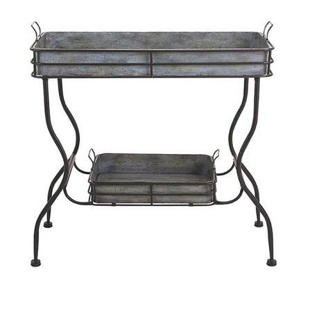 Rustic Metal Table - 32