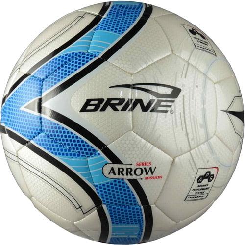 Brine Arrow Soccer Ball, Blue, Size 4