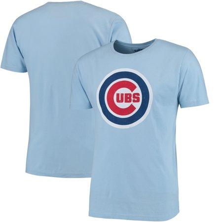 Chicago Cubs Red Jacket Brass Tacks T-Shirt - Light - Red Jacket Brass Tacks