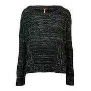 Free People Women's Front Pocket Sweater
