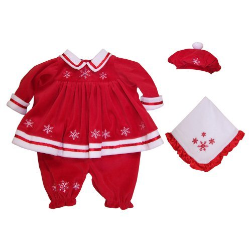Molly P. Martina 13 in. Doll Outfit