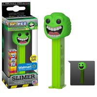 Funko POP PEZ: Ghostbusters - Slimer (Glow) - Walmart Exclusive