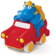 International Playthings Kidoozie Wild Wheeler Hippo