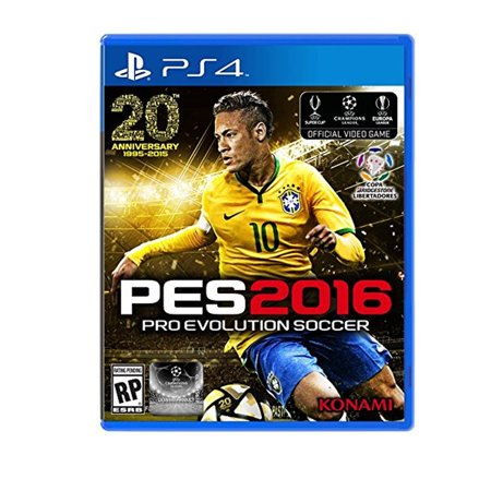KONAMI PES 2016 VIDEOJUEGO PS4 DVD - Walmart com