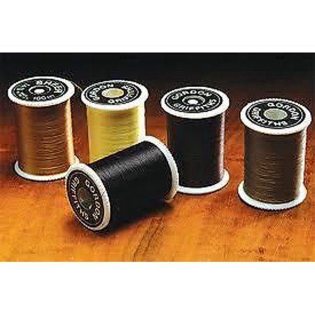 Gordon Griffiths 14/0 Sheer Ultrafine Spool Assorted Colors - Fly Tying