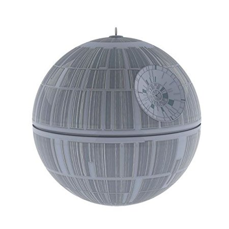 Hallmark Keepsake 2017 - Star Wars Death Star Ornament with Sound and Light