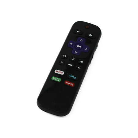 Replacement Insignia NS-RCRUS-17 Roku TV Remote Control for Insignia NS-32DR310NA17 Television - image 1 of 4