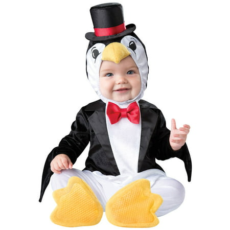 Infant Playful Penguin Halloween Costume