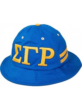 5fc6d4a6f08 Product Image Sigma Gamma Rho Divine 9 S4 Ladies Bucket Hat  Royal Blue - 59  cm . Cultural Exchange