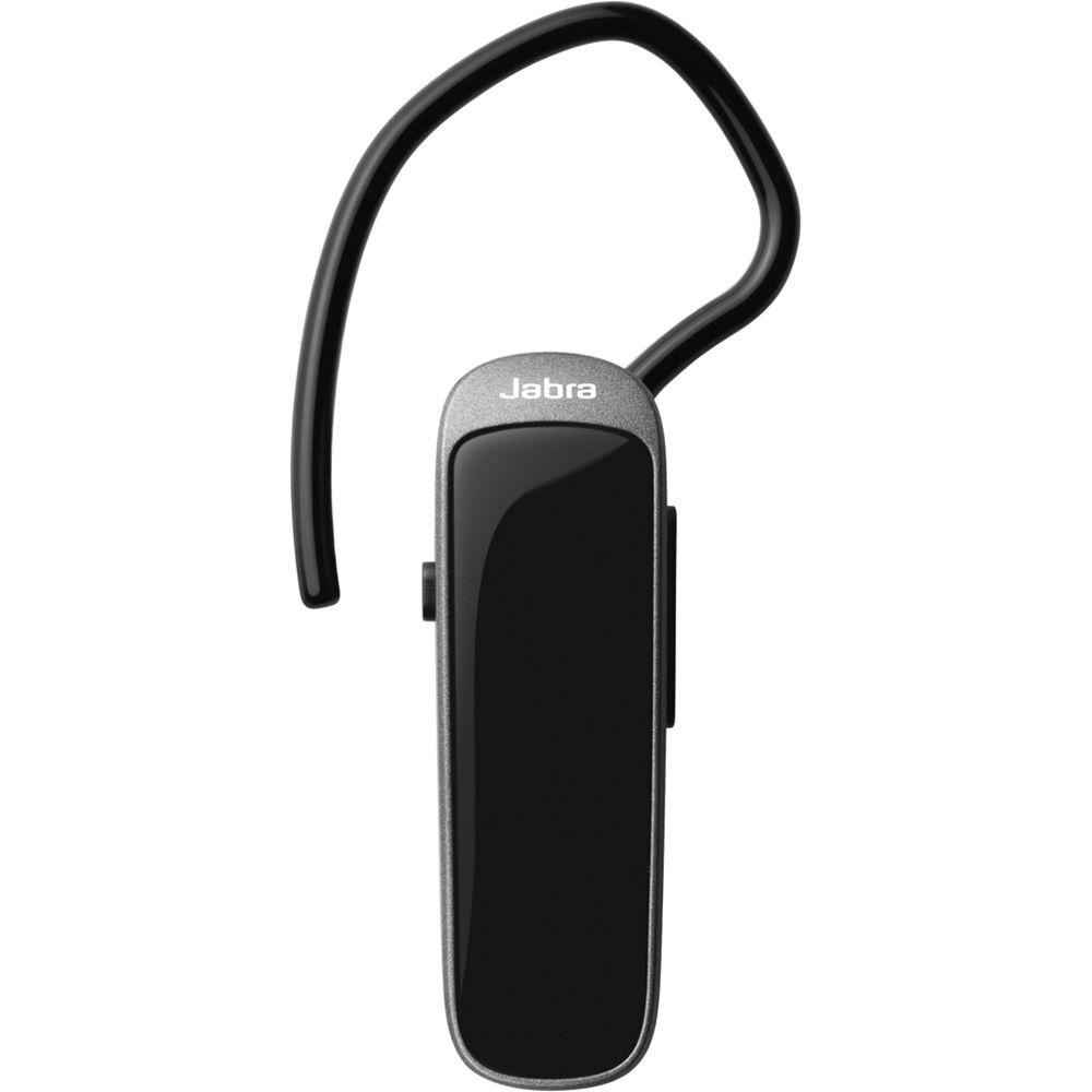Jabra Mini Bluetooth 4 0 3 Button Stream Music Gps Take Calls Headset 100 92310000 02 Manufacturer Refurbished Walmart Com Walmart Com