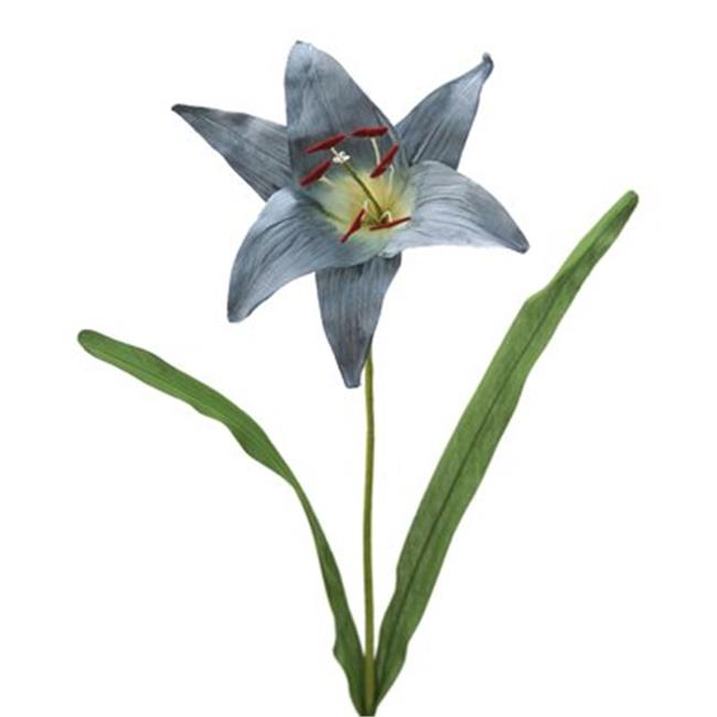 Distinctive Designs DW-988-ANBL DIY Flower Antique Blue Madonna Lily x 1 - Pack of 12