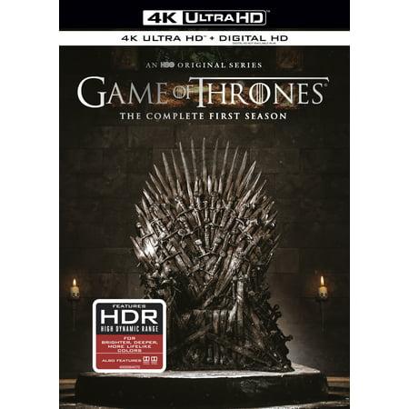 Game Of Thrones: Season 1 (4K/Ultra HD)