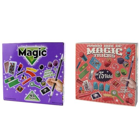 2Sets Magic Tricks Set for the Kids Children Adult Beginning Illusionist Toy for $<!---->