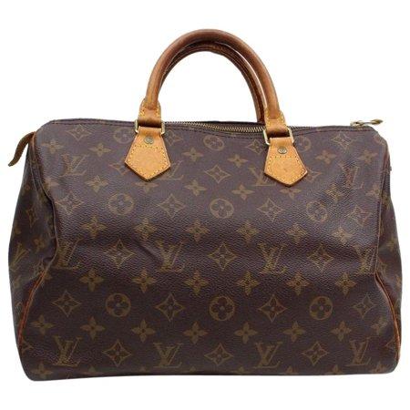 Louis Vuitton Monogram Speedy 30 MM Boston 869624