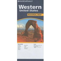 Rand mcnally western united states regional map: 9780528882111