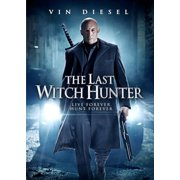 The Last Witch Hunter (DVD)