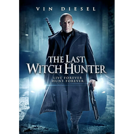 Witch Hunter Anime Halloween (The Last Witch Hunter (DVD))