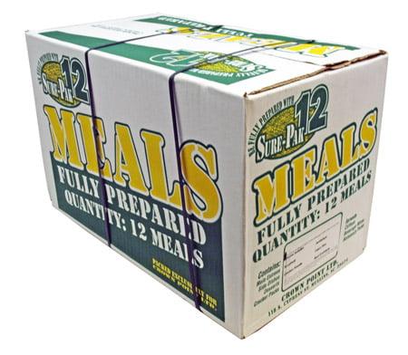 Sure-Pak 12 MRE Kit 12 Full Meals by TarrKenn