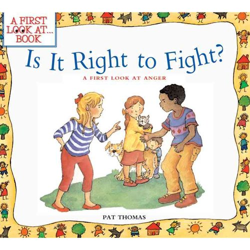 Is It Right to Fight?: A First Look at Anger