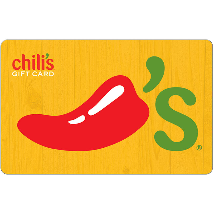 Chilis $25 Gift Card