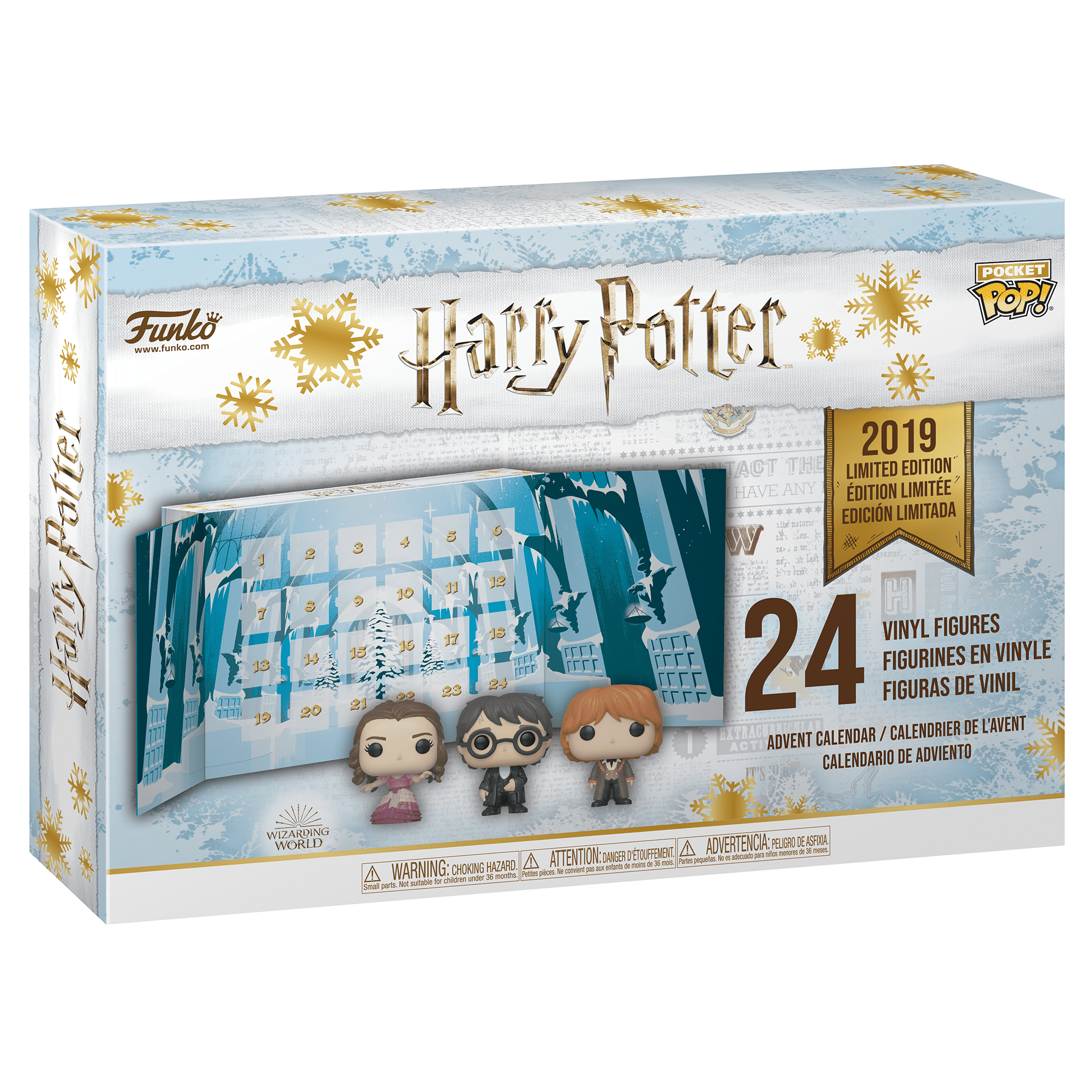 Funko Pocket POP! Advent Calendar: Harry Potter - 24pc