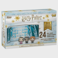 Advent Calendar: HP 24pc (Pkt POP)