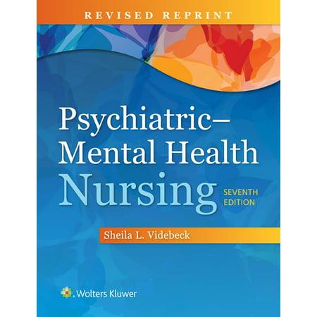 Psychiatric Mental Health Nursing (Therapeutic Use Of Self In Psychiatric Nursing)