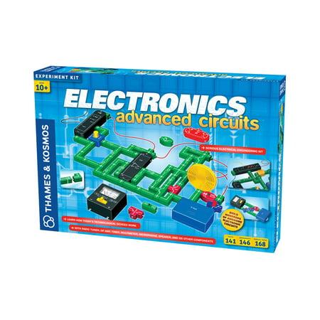 7 Segment Display Circuits (Electronics: Advanced Circuits )