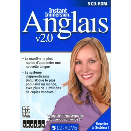 Instant Immersion English 2 0  English   French