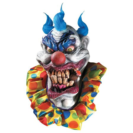 Boozer the Clown Adult Costume Mask (Cheap Clown Masks)