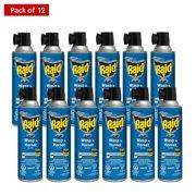 Raid Wasp and Hornet Killer Spray 400g - Pack of 12