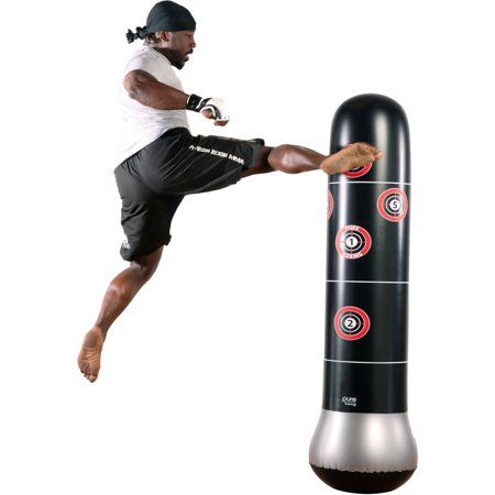 Pure Boxing MMA Target Bag Inflatable Punching Bag ()