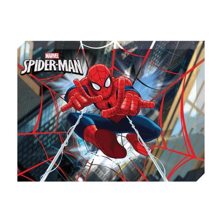Marvel, Ultimate Spider-Man, Retro Canvas, Bundle of 2