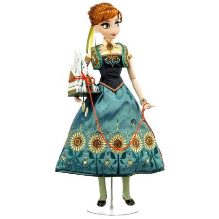 Disney Frozen Frozen Fever Anna Doll