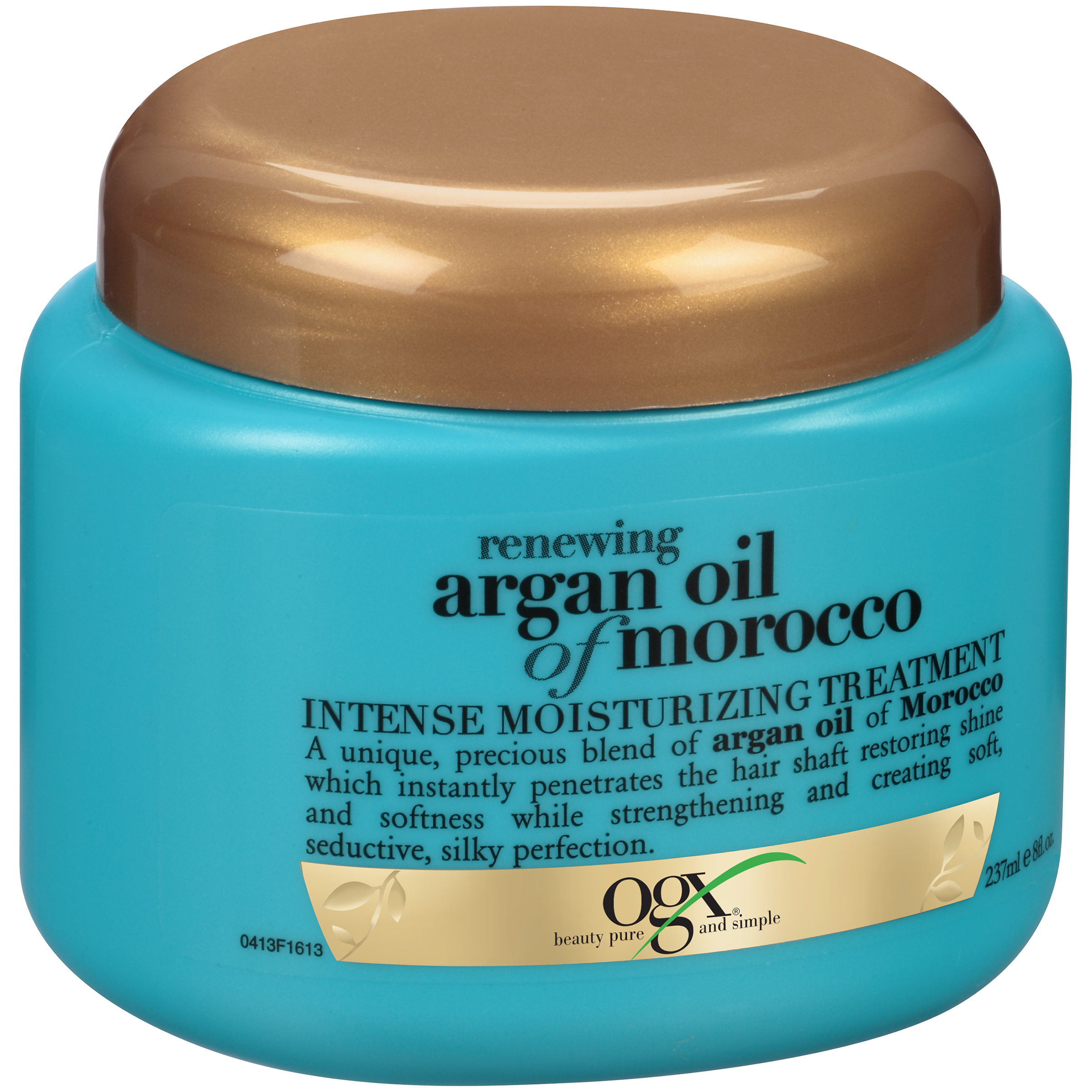 OGX® Renewing Argan Oil of Morocco Intense Moisturizing Treatment 8 fl. oz. Jar