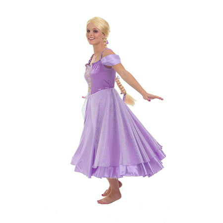 Womens Tower Maiden Rapunzel Halloween - Rapunzel Costume Womens