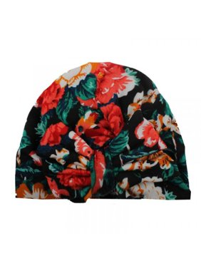Taykoo Baby Toddler Kid Girl Cute Floral Printed Bowknot Turban Hat