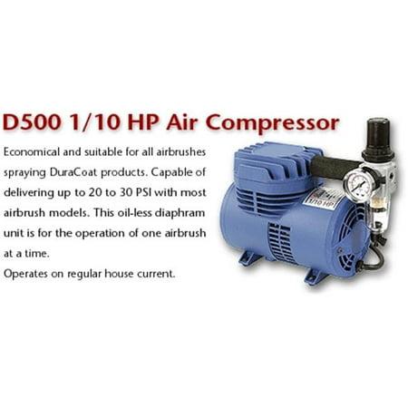 D500 Compressor - Lauer Custom Weaponry D500 1-10th HP Air Compressor