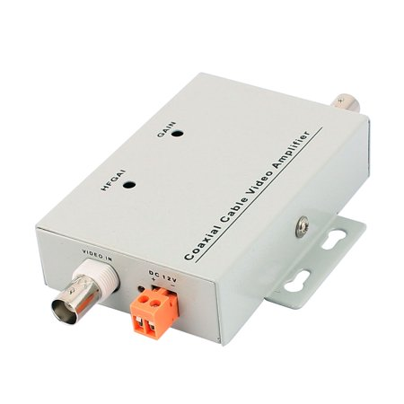 CCTV Camera Signal Booster BNC Coaxial Cable Video Amplifier for CCTV Camera