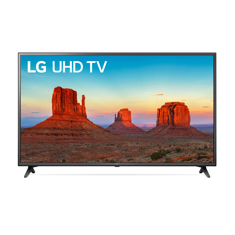 """LG 55"""" Class 4K (2160P) Ultra HD Smart LED HDR TV 55UK6200PUA"""