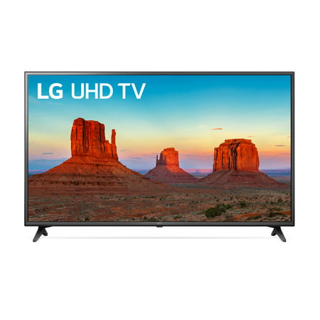 "LG 55"" Class 4K (2160) HDR Smart LED UHD TV 55UK6200PUA"