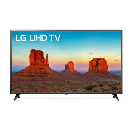 "LG 55"" Class 4K (2160P) Ultra HD Smart LED HDR TV 55UK6200PUA"