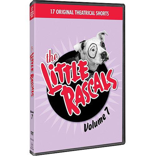 The Little Rascals: Volume 7 (Full Frame)
