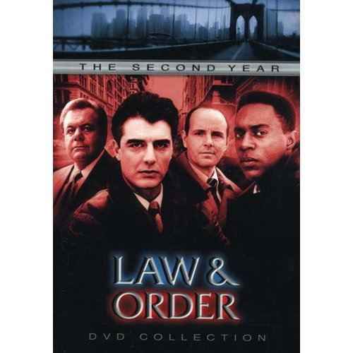 Law & Order: The Second Year (Full Frame)