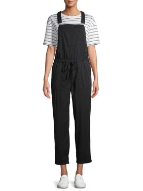 Time and Tru Women's Soft Overalls