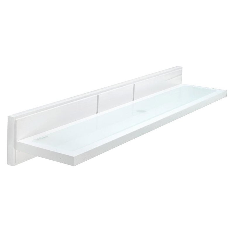 Croydex Maine WA971422YW 23.5 in. Shelf