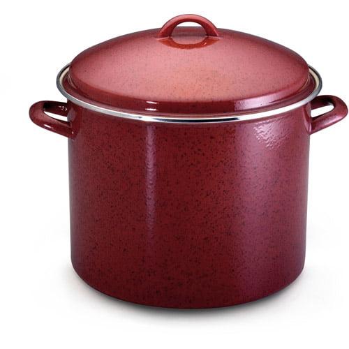 Paula Deen Cookware 12 Quart Stock Pot