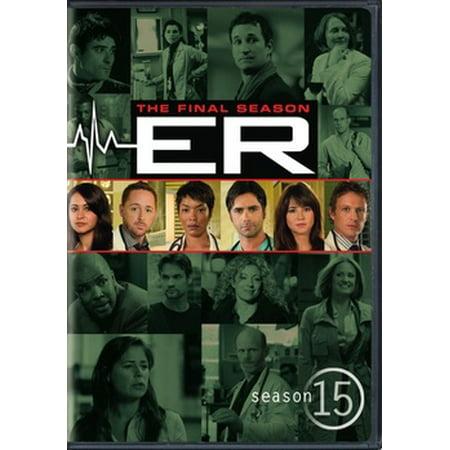 ER: The Complete Fifteenth Season (DVD)