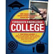 Forbidden Knowledge - College - eBook
